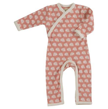 Pigeon Organics Pyjamas Bear Pink