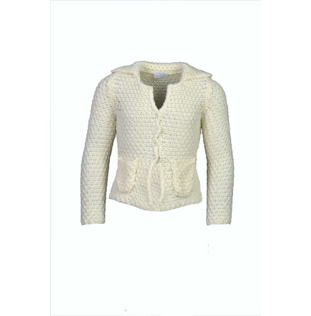 Rock The Goat Merino wool cardigan