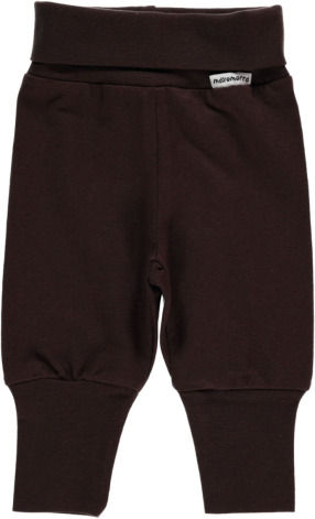 Maxomorra Babypants Brown