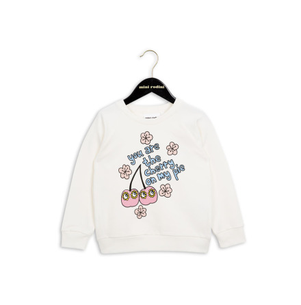 Mini Rodini Cherry SP Sweatshirt