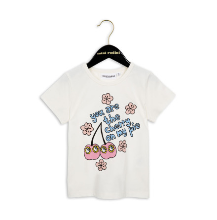 Mini Rodini Cherry SP SS Tee