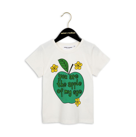 Mini Rodini Apple SP SS Tee