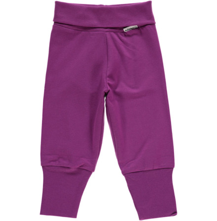 Maxomorra Babypants Purple