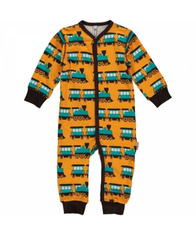 Maxomorra Pyjamas LS Train