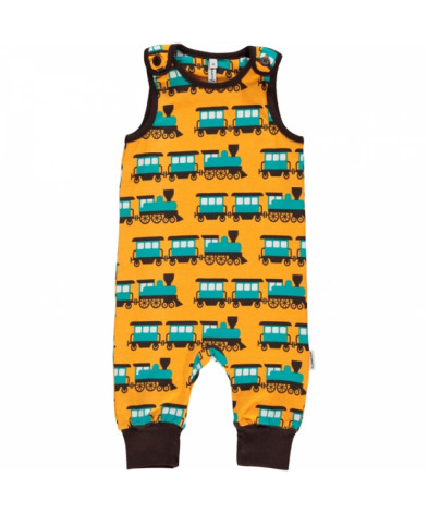 Maxomorra Playsuit Train