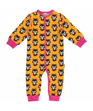 Maxomorra Pyjamas LS Cat