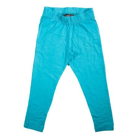 Maxomorra Leggings Bright Blue