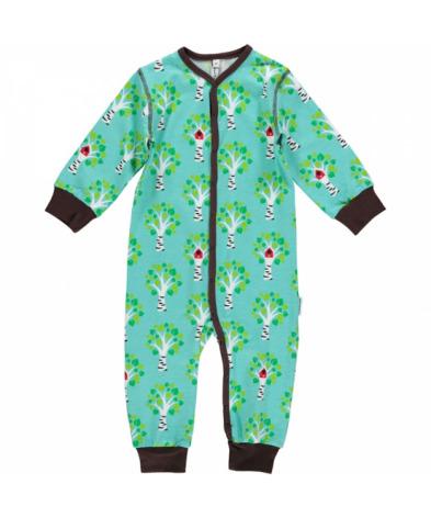 Maxomorra Pyjamas LS Tree