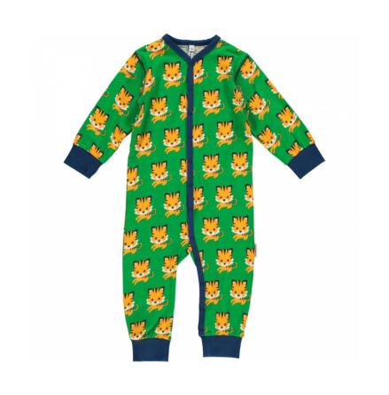 Maxomorra Pyjamas LS Tiger