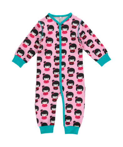Maxomorra Pyjamas LS Doll