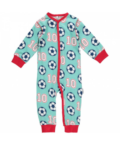 Maxomorra Pyjamas LS Football