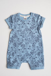 By Heritage Frans Playsuit Blue