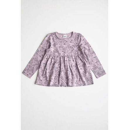By Heritage Nora Tunic Purple Rose