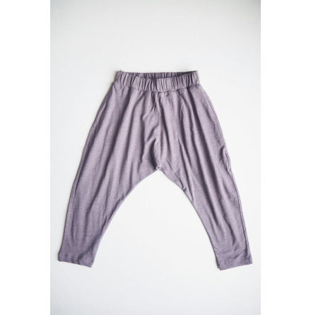 By Heritage Hedda Harem Trousers Purple Rose