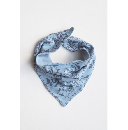 By Heritage Svante Scarf Blue