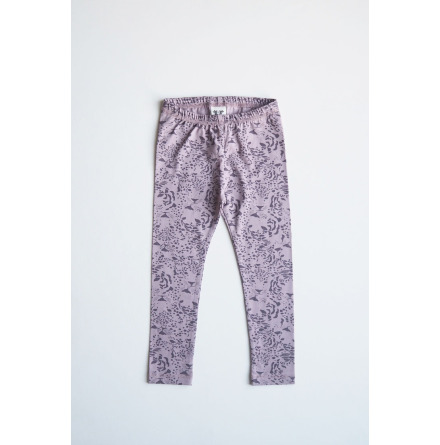 By Heritage Leon Leggings Purple Rose