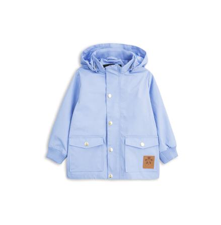 Mini Rodini Pico Jacket Light Blue
