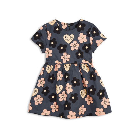 Mini Rodini Flowers Woven Dress