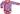 Duns Kimono Body Strawberry Purple
