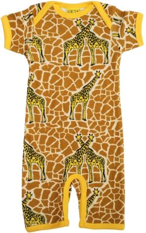 Duns Summersuit Giraffe