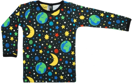 Duns LS Top Mother Earth Black