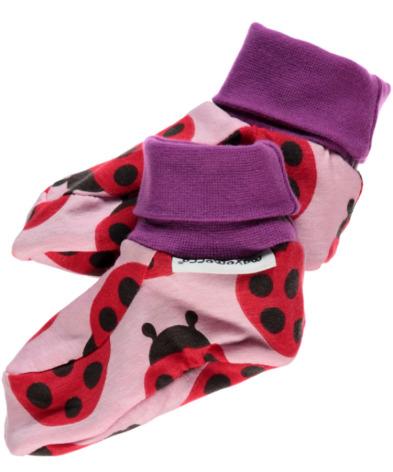 Maxomorra Footies Ladybug