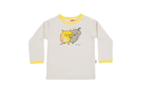 Sture & Lisa VEM T-shirt katt/björn