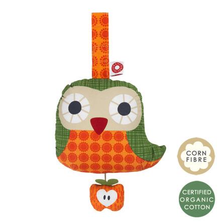 Franck & Fischer Else Owl Musical Toy