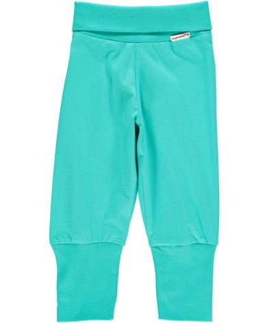 Maxomorra Babypants Turquoise