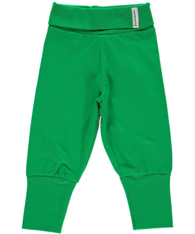 Maxomorra Babypants Green