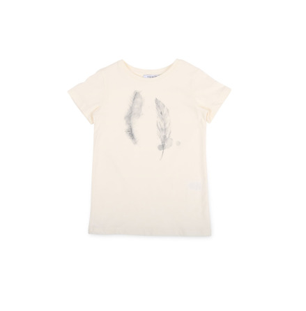 One We Like T-shirt Two Feathers
