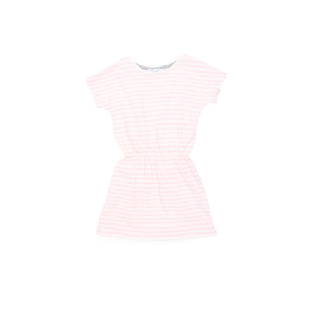 One We Like Pop Dress Stripe