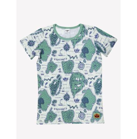 Modeerska Huset T-shirt Little World