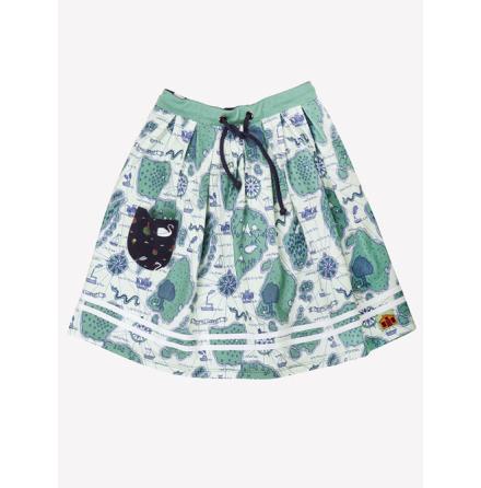 Modeerska Huset Pirate Skirt