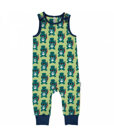 Maxomorra Playsuit Dino