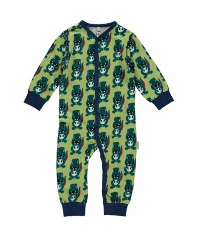 Maxomorra Pyjamas LS Dino