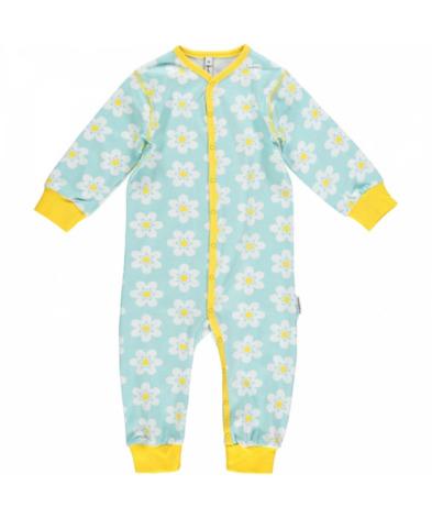 Maxomorra Pyjamas LS Flower