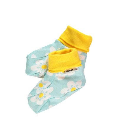 Maxomorra Footies Flower
