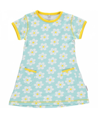 Maxomorra Dress SS Flower