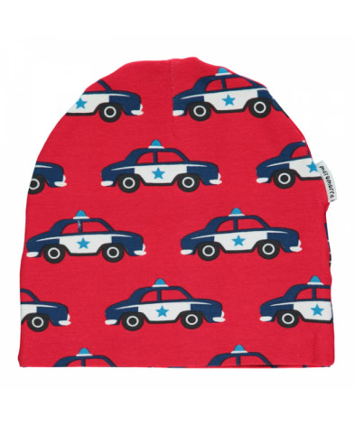 Maxomorra Mössa Police Car