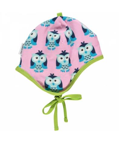 Maxomorra Babymössa Owl