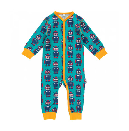 Maxomorra Pyjamas LS Robot