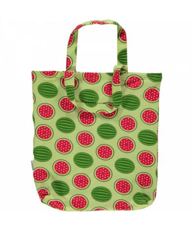Maxomorra Tygkasse Watermelon