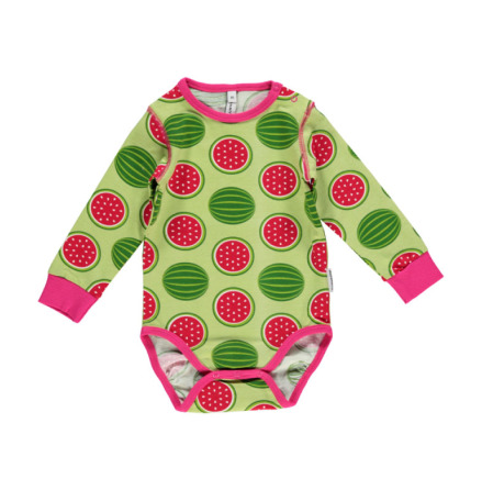 Maxomorra Body LS Watermelon