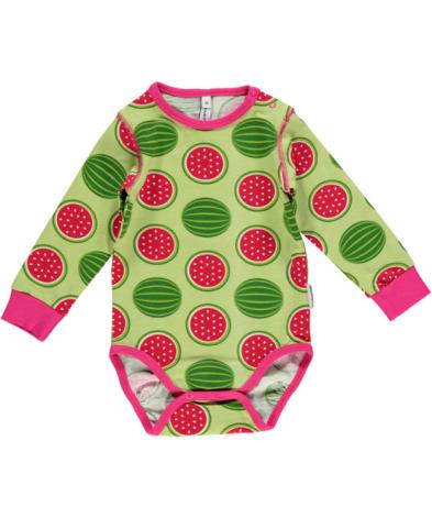 Maxomorra Body LS Watermelon