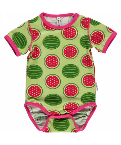 Maxomorra Body SS Watermelon