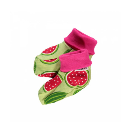 Maxomorra Footies Watermelon