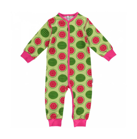 Maxomorra Pyjamas LS Watermelon