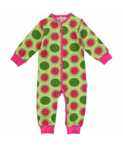 Maxomorra Pyjamas LS Watermelon