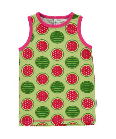 Maxomorra Tank Top Watermelon